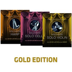 Hollywood Solo Series Gold