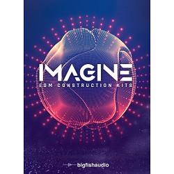 IMAGINE: EDM Construction Kits