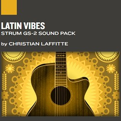 Latin Vibes - Strum GS2 Sound Pack