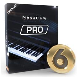 Pianoteq 6 Pro Upgrade
