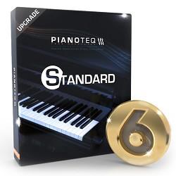 Pianoteq 6 Standard Upgrade