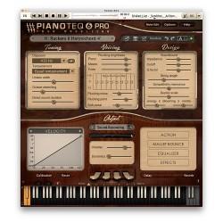Pianoteq Harpsichord