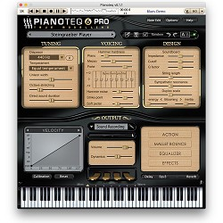 Pianoteq Steingraeber E-272 Grand Piano