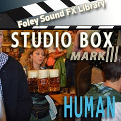Studio Box SFX Human Surroundings 1