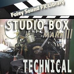 Studio Box SFX Machines 1