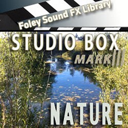 Studio Box SFX Water 2