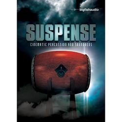 Suspense: Cinematic Percussion and Soundbeds