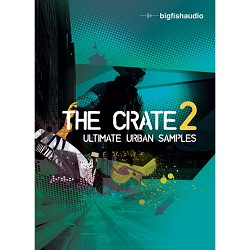The Crate 2: Ultimate Urban Samples