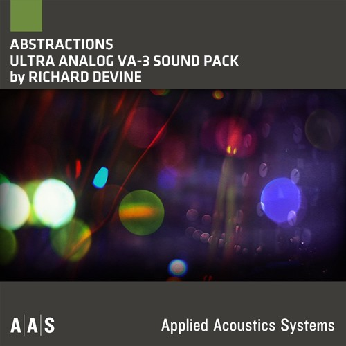 Abstractions - VA-3 Sound Pack