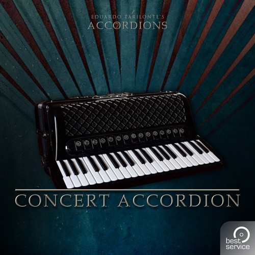 Accordions 2 - Single Concert Accordion