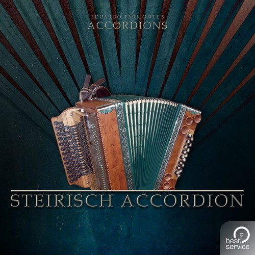 Accordions 2 - Single Steirisch Accordion