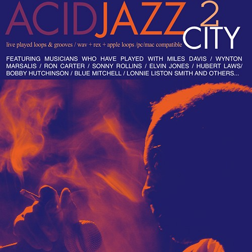 Acid Jazz City 2