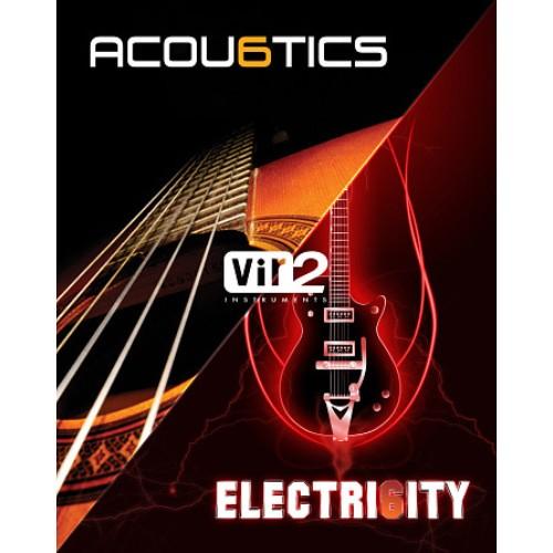 Acou6tics Electri6ity Bundle