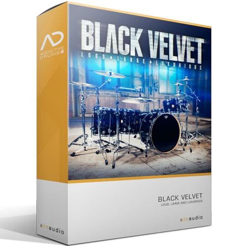 Addictive Drums 2 Black Velvet