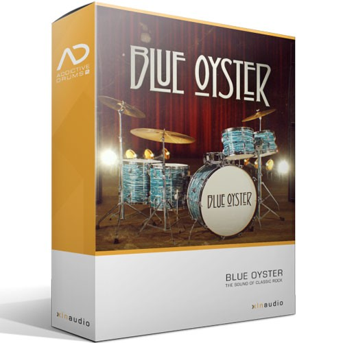 Addictive Drums 2 Blue Oyster