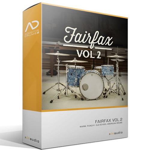 Addictive Drums 2 Fairfax Vol. 2