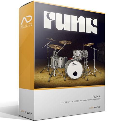 Addictive Drums 2 Funk