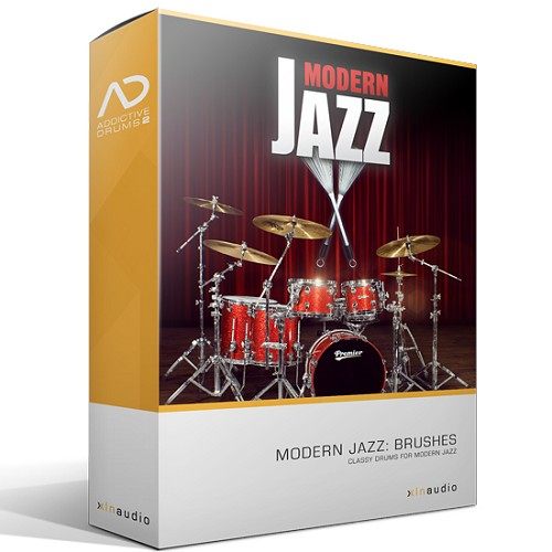 Addictive Drums 2 Modern Jazz Brushes