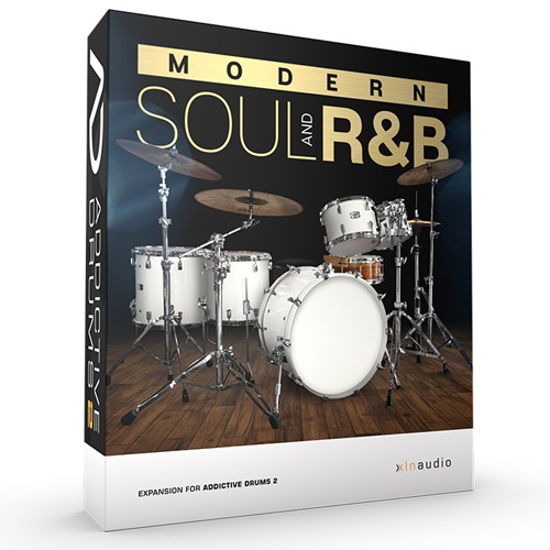 Addictive Drums 2 Modern Soul and R&B