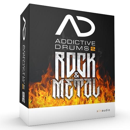 Addictive Drums 2 Rock & Metal