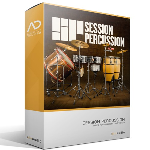 Addictive Drums 2 Session Percussion