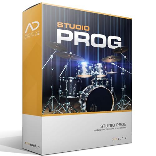 Addictive Drums 2 Studio Prog