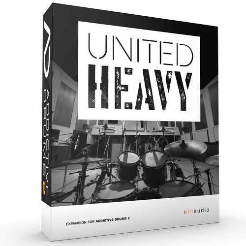 Addictive Drums 2 United Heavy