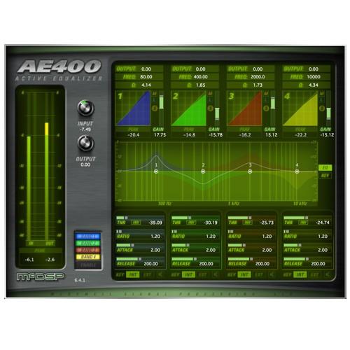 AE400 Active EQ