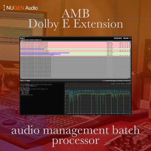 AMB Dolby E Extension