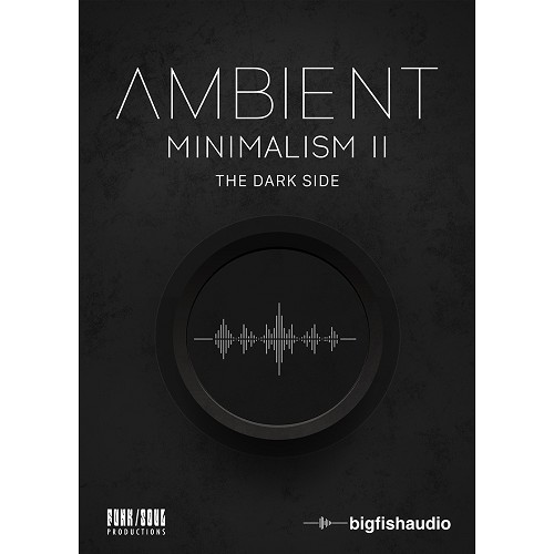 Ambient Minimalism 2: The Dark Side