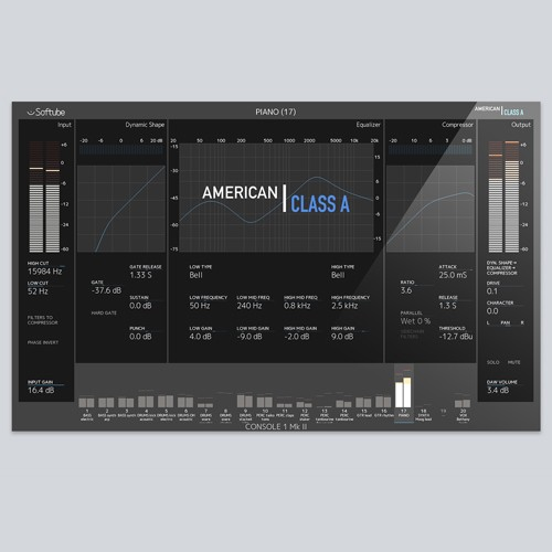 American Class A Channel