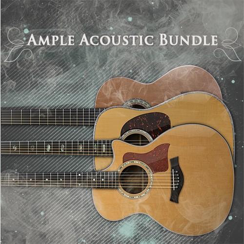 Ample 5in1 Acoustic Bundle