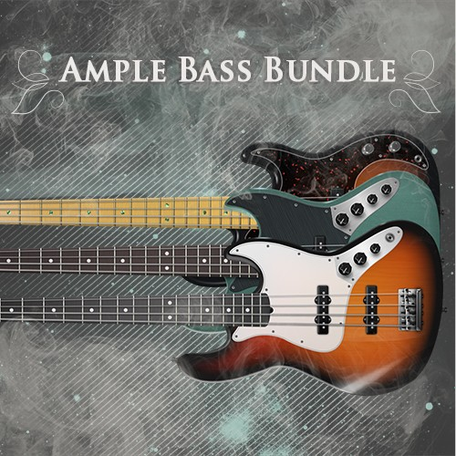 Ample 7in1 Bass Bundle