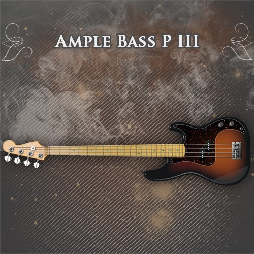 Ample Bass P - ABP