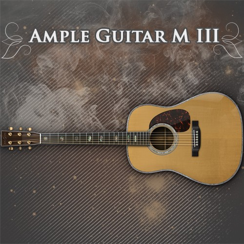 Ample Guitar M - AGM