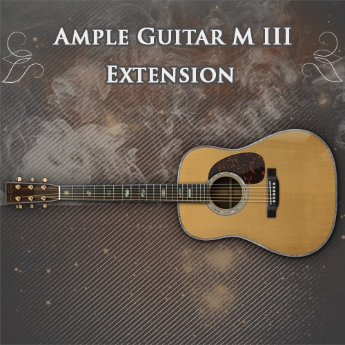 Ample Guitar M Extension Pick