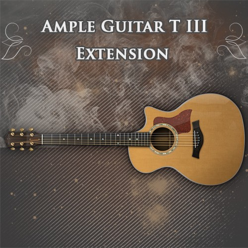 Ample Guitar T Extension (Finger)