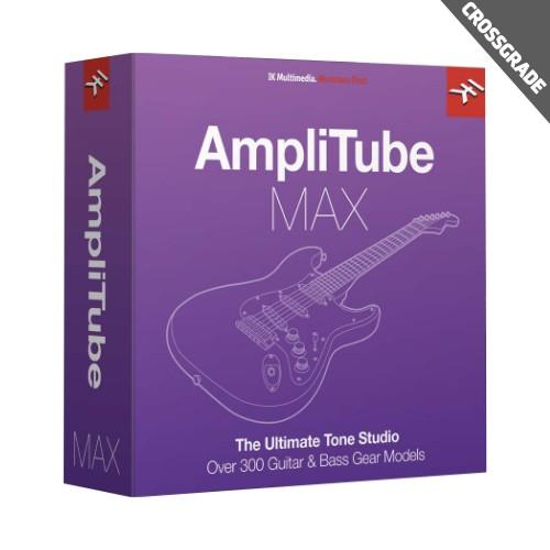 AmpliTube 4 MAX Crossgrade