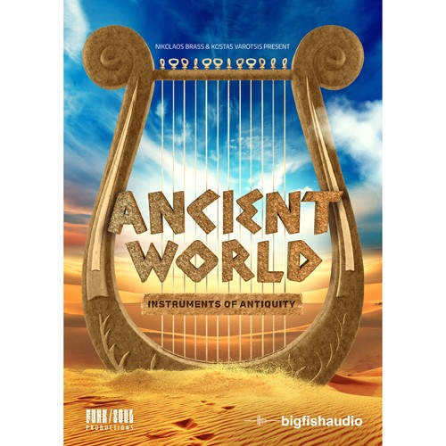 Ancient World: Instruments of Antiquity