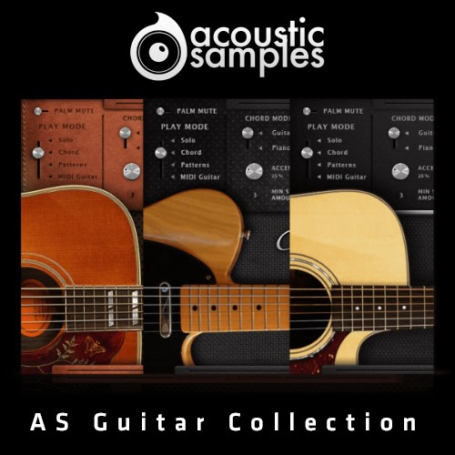 AS Guitar Collection