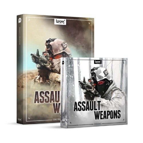 Assault Weapons - Bundle