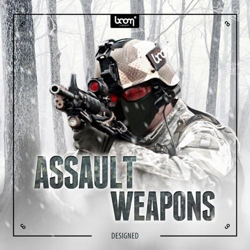 Assault Weapons - Designed