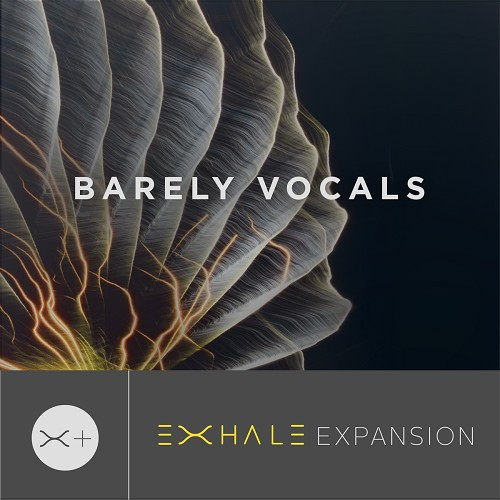 Barely Vocals Expansion Pack for Exhale
