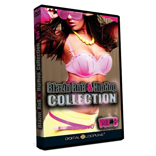 Blazin RnB & HipHop Collection Vol. 3
