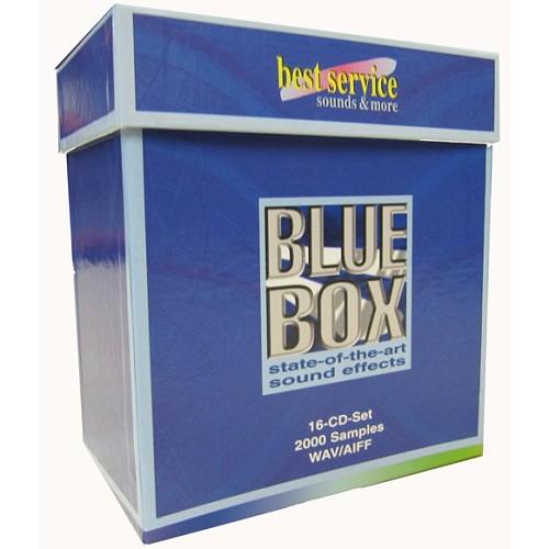 Blue Box 16