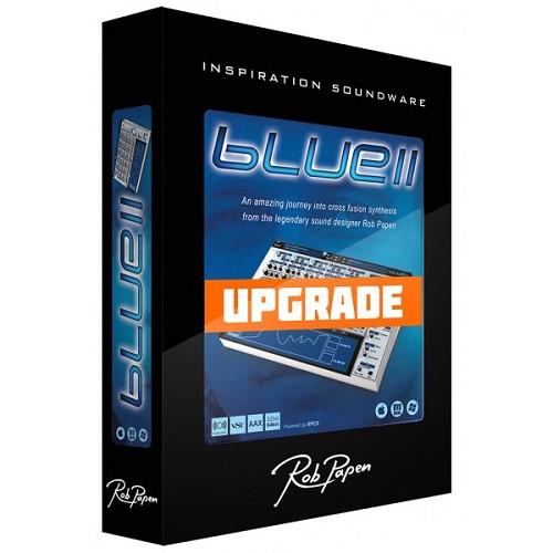 Blue II Upgrade
