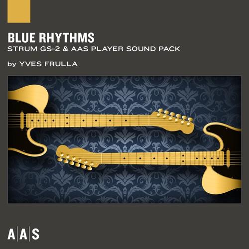 Blue Rhythms - Strum GS2 Sound Pack