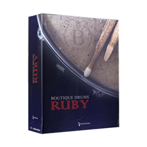 Boutique Drums Ruby