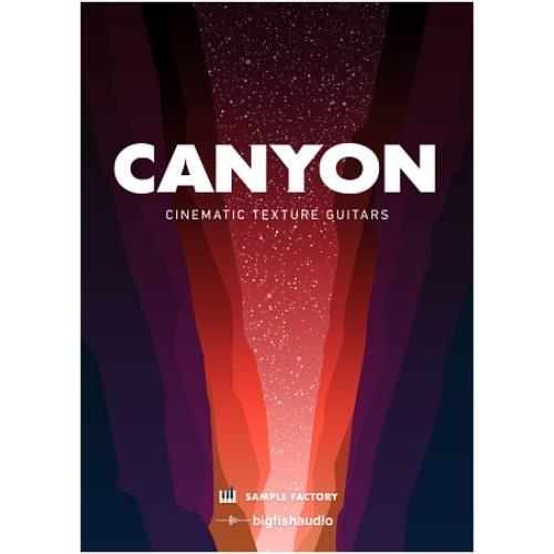 Canyon: Cinematic Texture Guitars