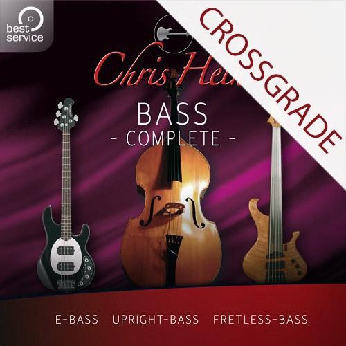 Chris Hein Bass Crossgrade